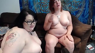 two curvy bodacious girl who love to get kinky and wild